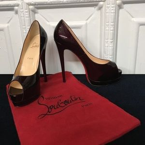 Christian Louboutin Palais Royal Platforms NIB